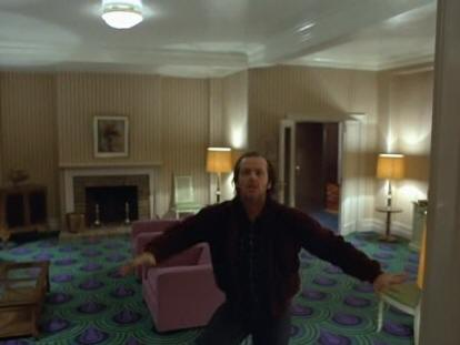 And In A Different Scene Wendy Paces Nervously Back Forth The Torrance Apartment During Which We Hear Same Heartbeat Rhythm From Room 237
