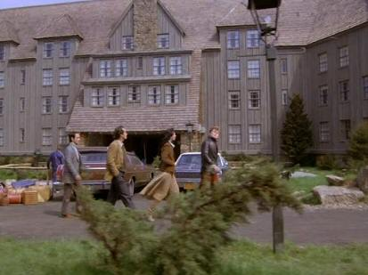 The shining 1979 analysis by rob ager for Overlook hotel decor