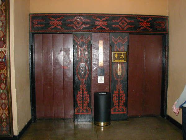 THE SHINING (1979) Ahwahnee Hotel