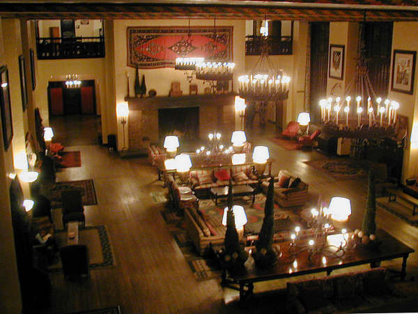 Sunday Brunch at the Ahwahnee  Review of The Majestic