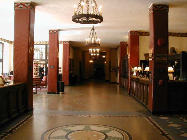 the shining 1979 ahwahnee hotel