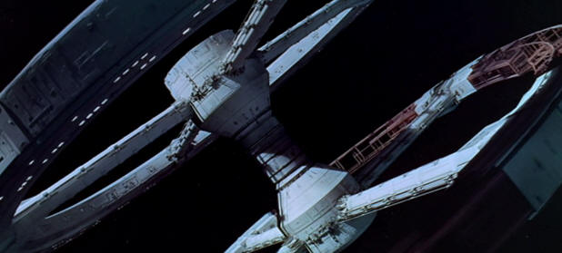 multiple torus space station - photo #1