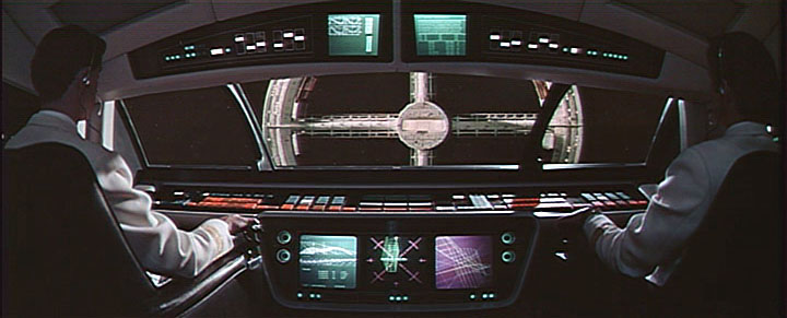 space station cockpit - photo #34