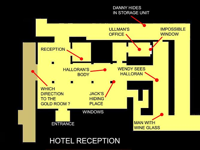 Image result for map of the overlook hotel